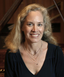 Emily Cox - conductor and director of a number of Brisbane choirs.